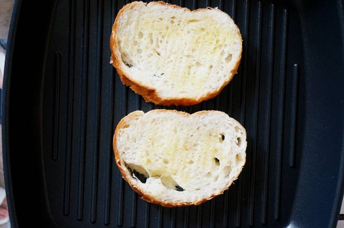 Брускетта, пошаговый фото рецепт, итальянская кухня