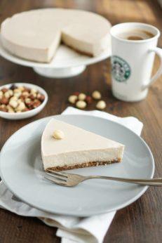 Кешью кейк с кокосовым молоком и мёдом, пошаговый фото рецепт десерта
