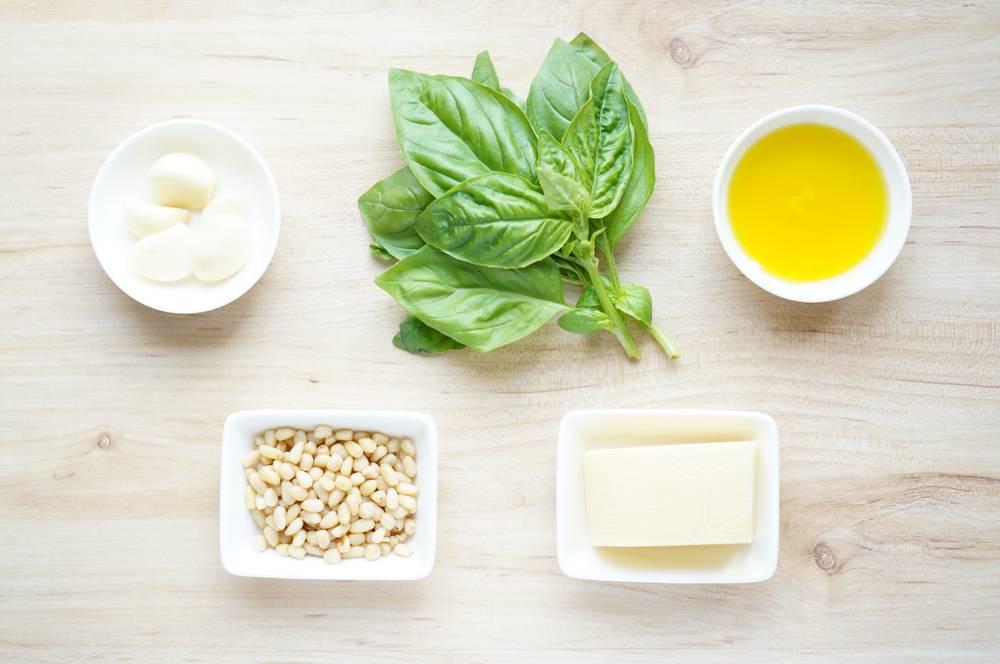 Соус песто: рецепт в домашних условиях от Шефмаркет | 664x1000