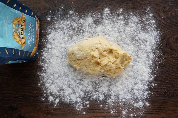 Тесто для пасты, пошаговый фото рецепт