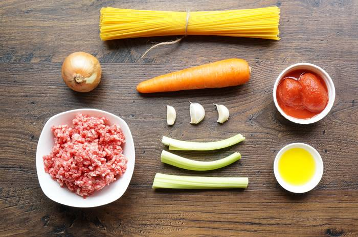 соус болоньезе для спагетти рецепт