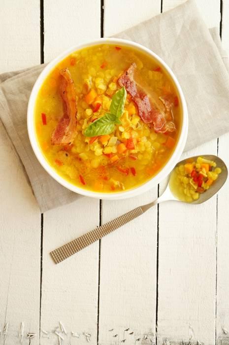 чечевичный суп рецепт приготовления с фото