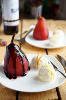 Десерт пьяная груша, пошаговые фото рецепты, кулинарный блог о еде и не только
