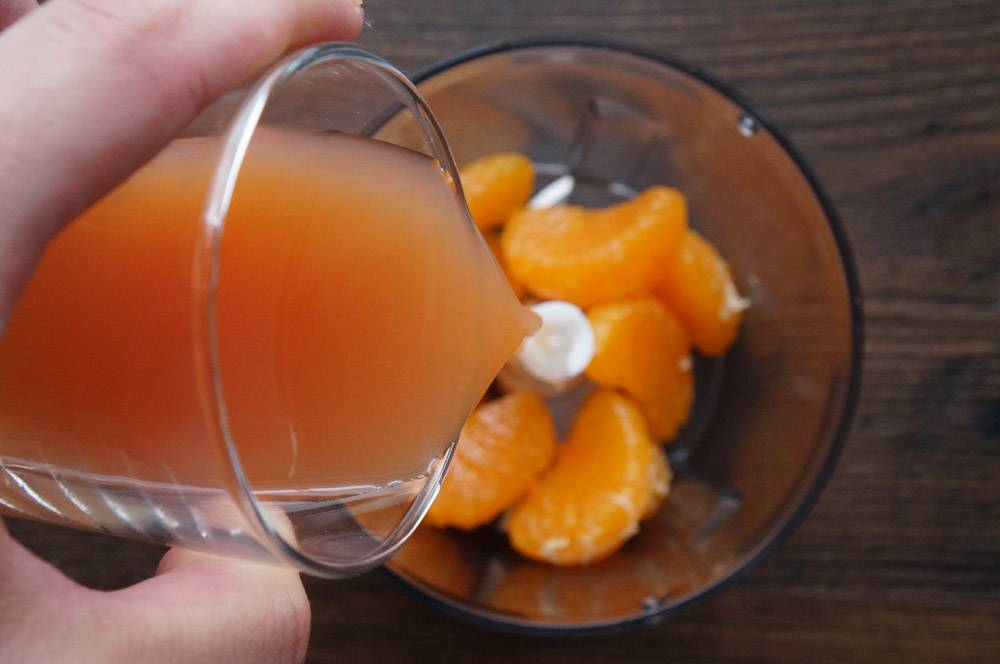 мандариновое желе рецепт