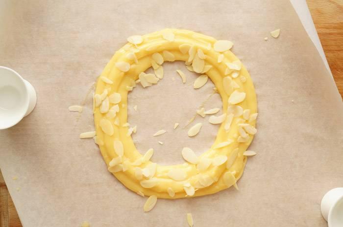 Пирожное париж брест рецепт от селезнева