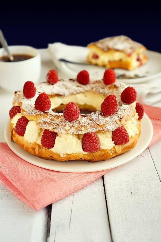 десерт париж-брест рецепт