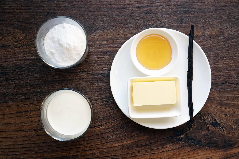 Лучшая молочная карамель, пошаговый фото рецепт, кулинарный блог
