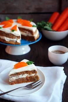 Торт сметанный - рецепты с фото на Повар.ру (67 рецептов ...