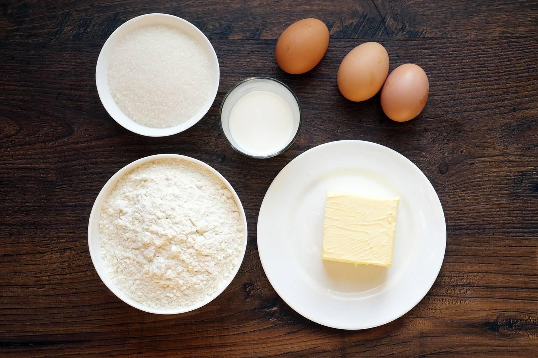 фото рецепты маффинов пошагово