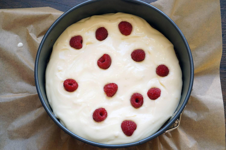 Классический чизкейк, пошаговый фото рецепт, кулинарный блог andychef.ru