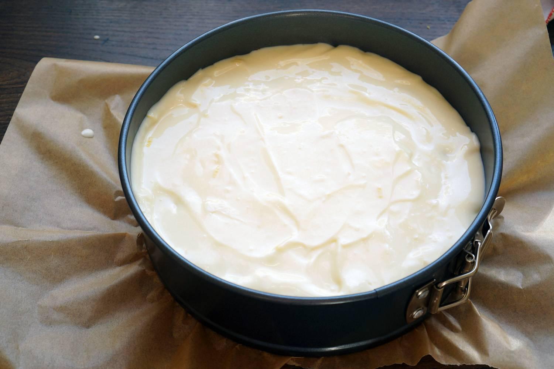 Рецепт коржа из творога для торта