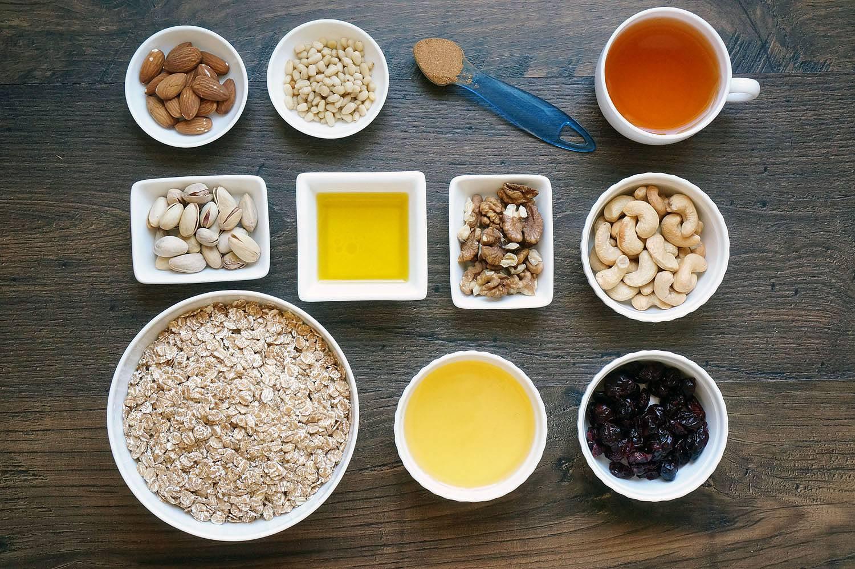 Гранола - идеальный завтра и не только, пошаговые фото рецепты, кулинарный блог andychef.ru