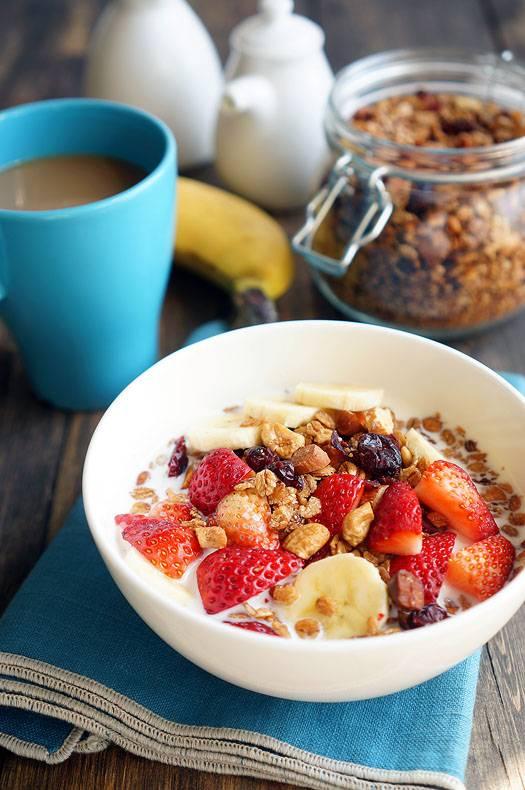 Завтраки: пошаговые рецепты с фото 70