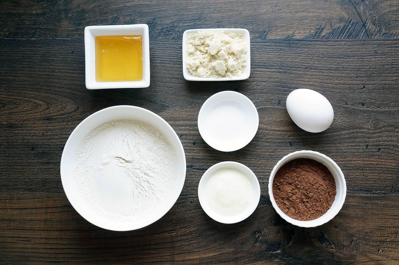 Шоколадные шарики на завтрак, пошаговый фото рецепт, кулинарный блог andychef.ru, интернет магазин
