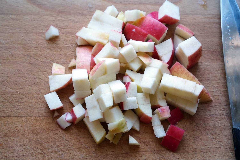 Яблочные фриттеры для детей, пошаговый фото рецепт, кулинарный блог andychef.ru
