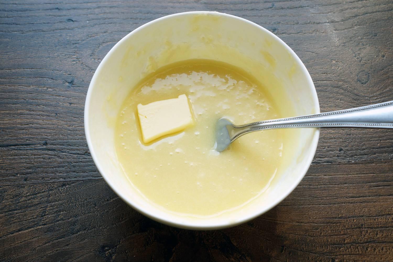 Ганаш з білим і темним шоколадом, ідеальна начинка, покроковий фото рецепт, кулінарний блог andychef.ru