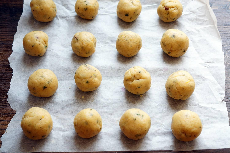 Лимонное печенье с фисташками, пошаговый фото рецепт, кулинарный блог andychef.ru