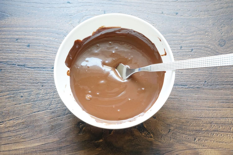 Шоколадный десерт рецепт пошагово