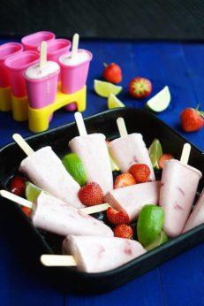 Клубнично-кокосовое мороженое, пошаговый фото рецепт, кулинарный блог и интернет-магазин с доставкой по России, andychef.ru