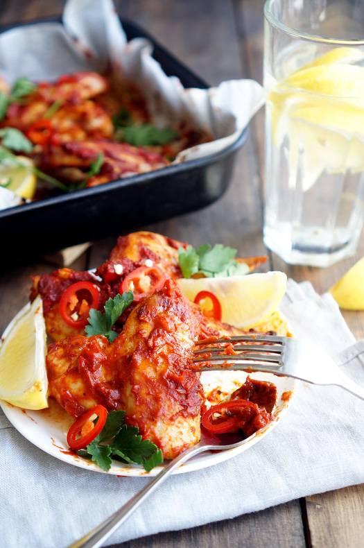 Рецепты острых блюд с пошаговым 79
