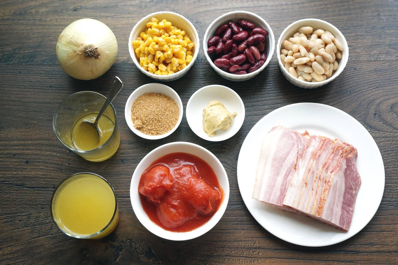 Бостонская фасоль, соус, пошаговый рецепт с фото, фуд-блог и интернет-магазин с доставкой по России, andychef.ru