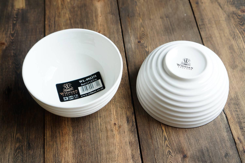 Набор тарелок Wilmax