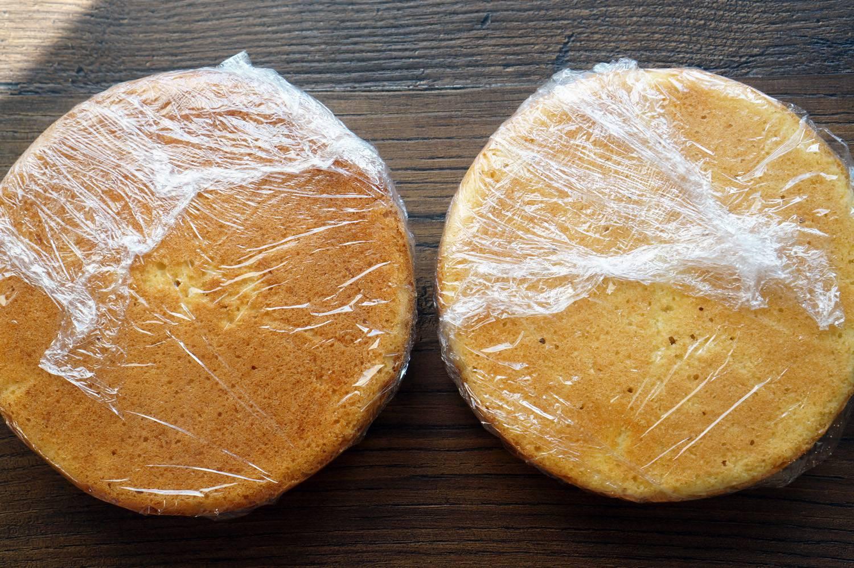 рецепт приготовления бисквита