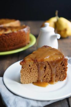 Грушево-имбирный торт с мёдом, пошаговый рецепт с фото, фуд-блог и интернет-магазин с доставкой по России, andychef.ru