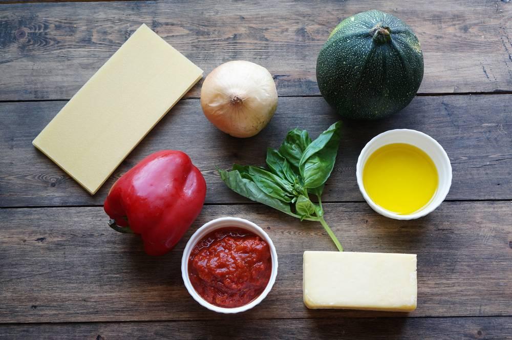лазанья пошаговый рецепт с фото