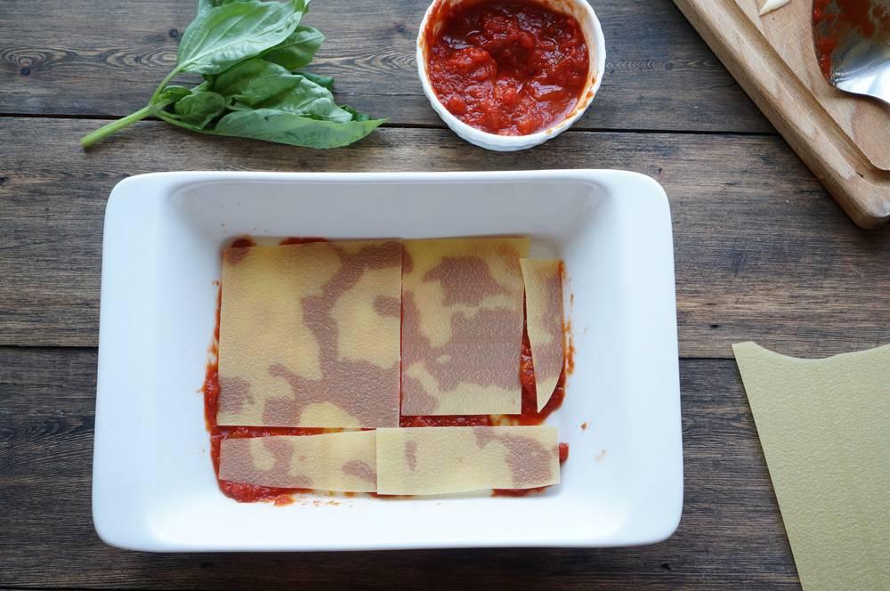 Овощная лазанья, пошаговый рецепт с фото, фуд-блог и интернет магазин с доставкой по России andychef.ru