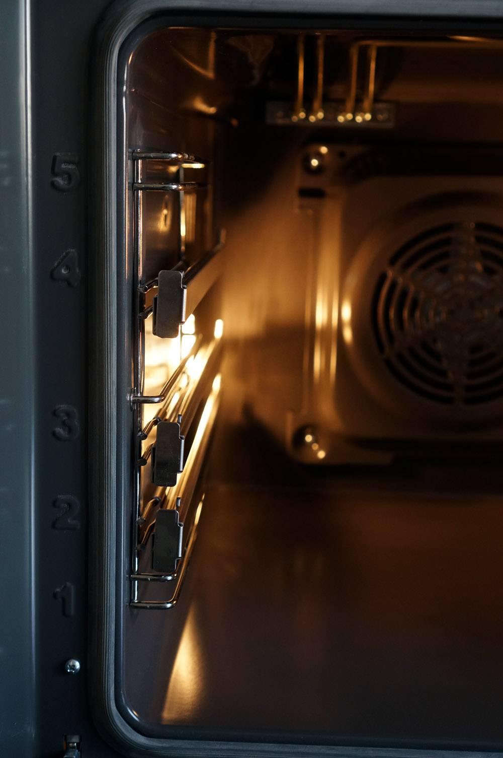 Обзор духового шкафа Hansa Titanium, фуд-блог и интернет-магазин andychef.ru