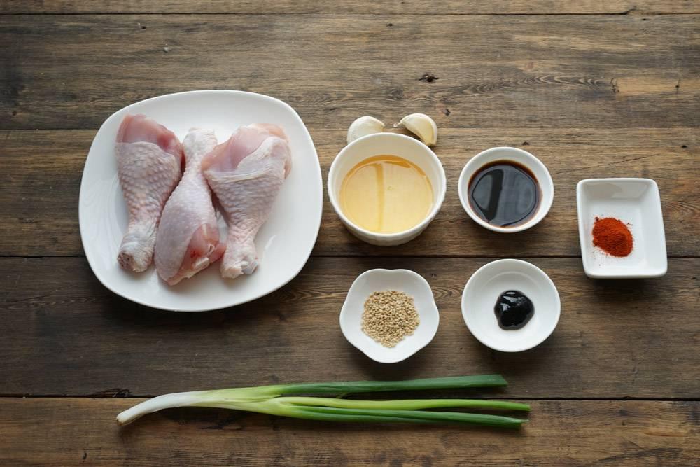 Как приготовить курицу в соусе терияки, пошаговый рецепт с фото, блог и интернет-магазин с доставкой по России andychef.ru