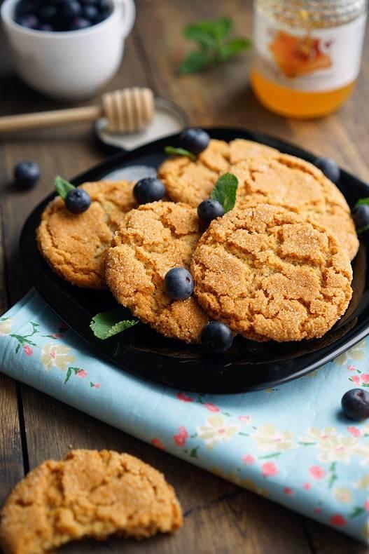 вкусное печенье с медом рецепт