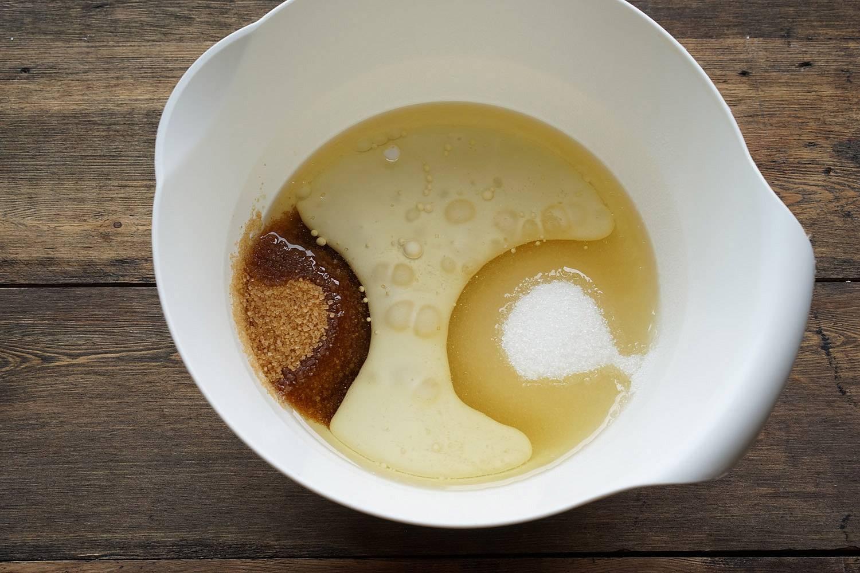 Веганский хлеб с кабачком или цукини, пошаговый рецепт с фото, andychef.ru