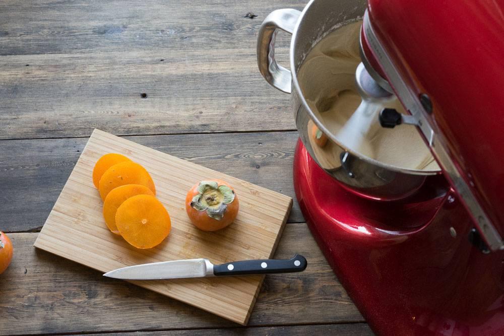 Пирог с хурмой и сиропом, пошаговый рецепт с фото, блог и интернет-магазин с доставкой по России, andychef.ru