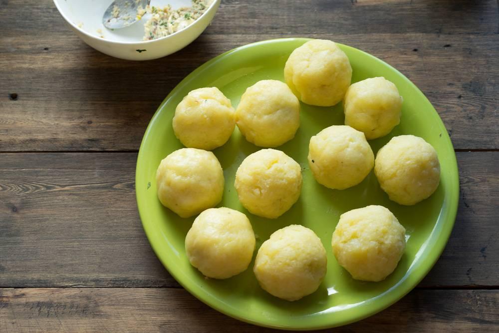 Картофельные крокеты, пошаговый рецепт с фото, блог и интернет магазин, andychef.ru