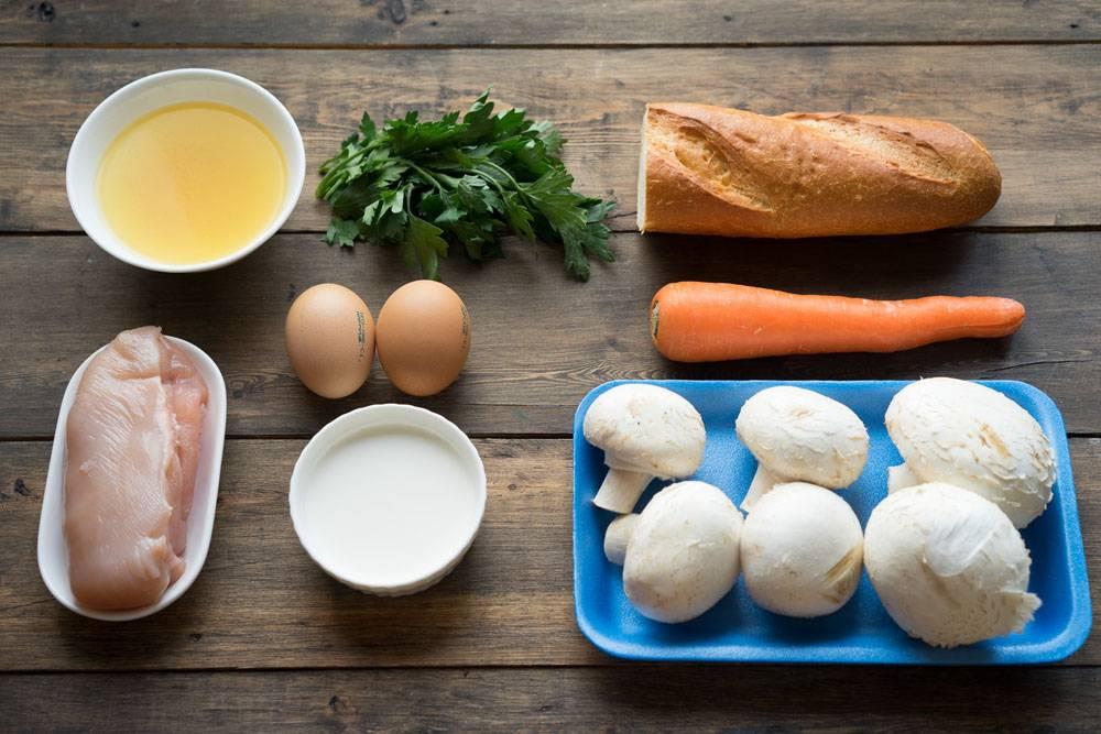 Как приготовить суп с канели и курицей, пошаговый рецепт с фото, блог и интернет-магазин с доставкой по России, andychef.ru