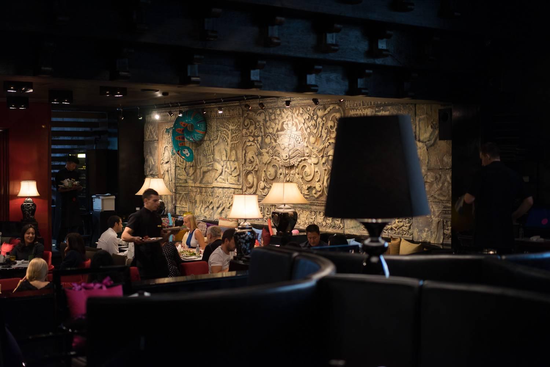 Ресторан Zuma Владивосток, паназиатская кухня