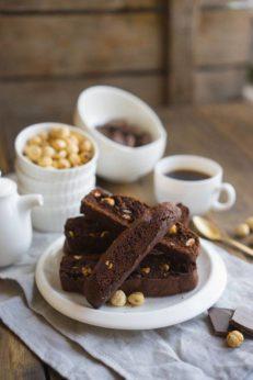 Шоколадные бискотти, пошаговый рецепт с фото, блог и интернет-магазин с доставкой по России