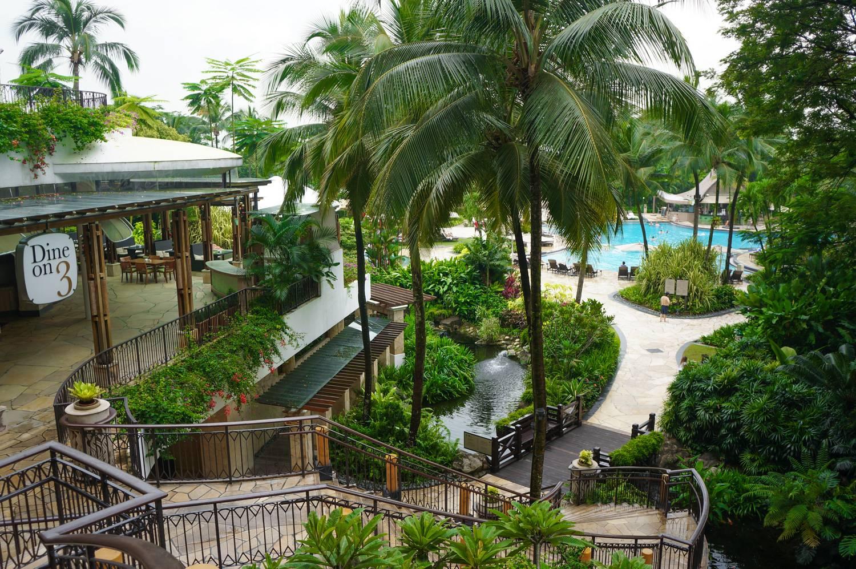 Отель Shangri-La Rasa Sentosa (Сингапур, Сентоза)