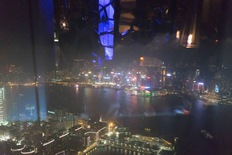 Путешествие в Гонконг, что посмотреть в Гонконге, достопримечательности, кафе и рестораны Гонконга, Hong Kong travelling, Ozone Bar