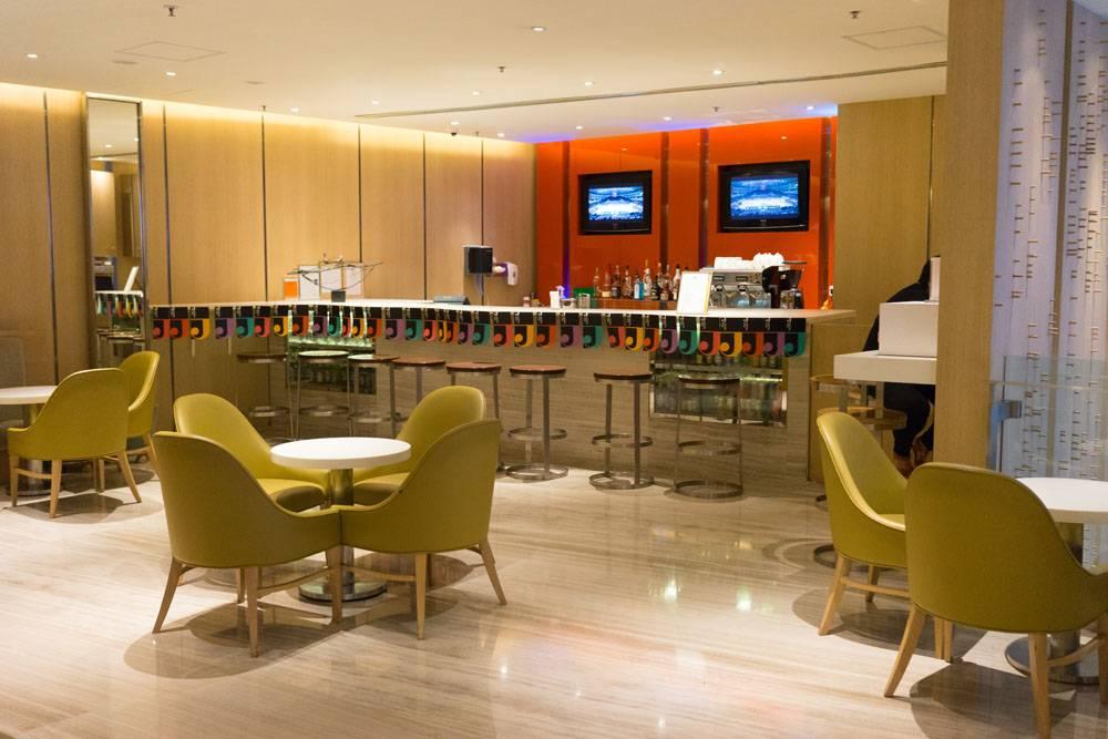 Отель Jen в Гонконге, обзор и впечатления