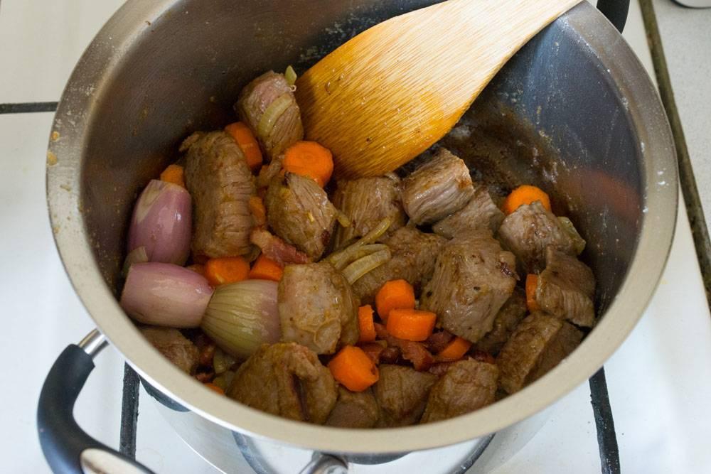 Пошаговый рецепт французских блюд с фото