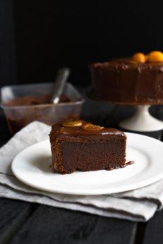 Самый шоколадный, тотально шоколадный торт, пошаговый рецепт с фото, блог и интернет-магазин с доставкой по России, andychef.ru