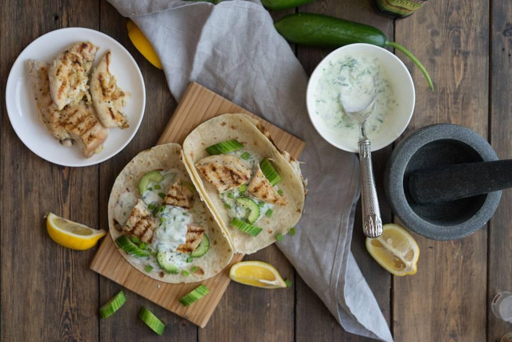 Как приготовить соус цацики и курицу в лимонном маринаде, пошаговый рецепт с фото, блог и интернет-магазин с доставкой по России, andychef.ru