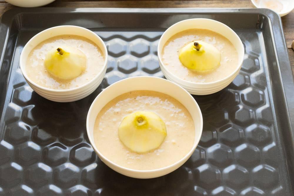 Рецепт как приготовить грушевый десерт с орехами и карамельным соусом, пошаговые фото, блог и интернет-магазин andychef.ru