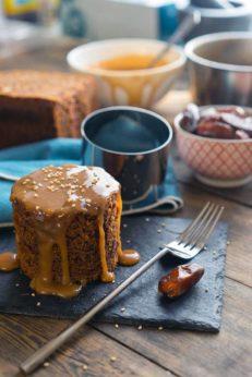 Как приготовить финиковый пуддинг с карамельным соусом, пошаговый рецепт, блог и интернет-магазин с доставкой по России, andychef.ru