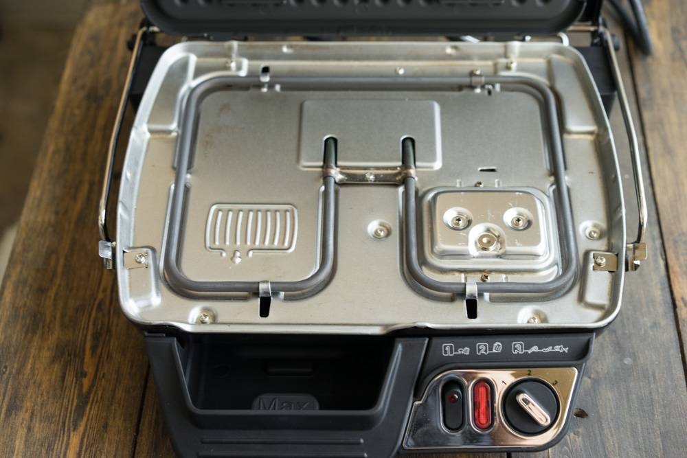 Обзор электрического гриля Tefal Health Grill Comfort GC306012, блог andychef.ru