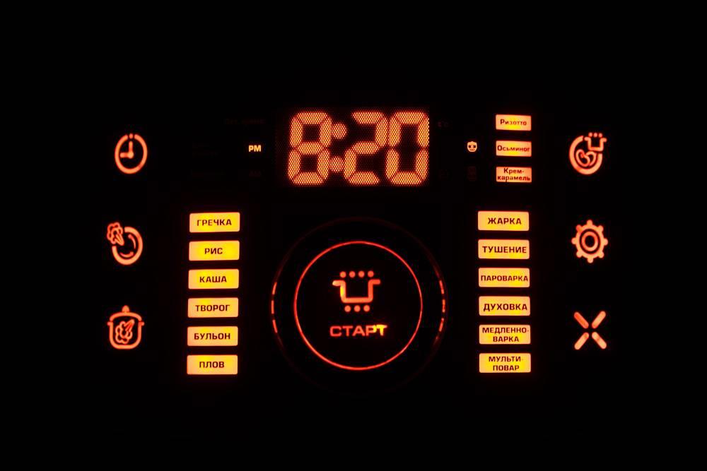 Обзор мультиварки BORK U800 индукционного мултишефа, подробный обзор с фото, блог andychef.ru