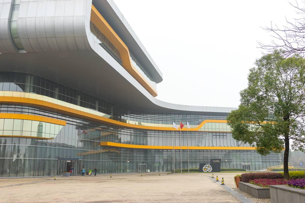 Экспоцентр Shanghai Auto Museum